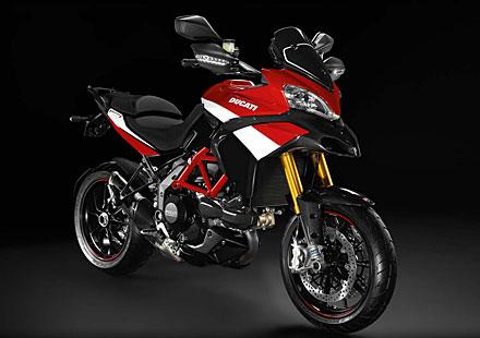 Лимитирана серия Ducati Pikes Peak