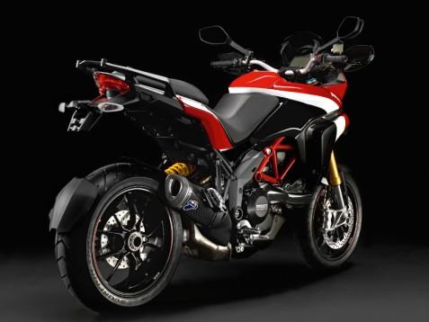 Лимитирана серия Ducati Pikes Peak 02