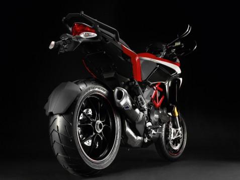 Лимитирана серия Ducati Pikes Peak 08