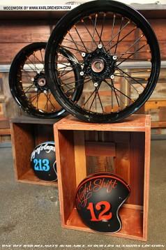 От супермото в Кафе рейсър - KTM 525 EXC Café Moto 02