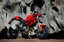 Ducati Monster 1100 EVO - снимки и видео 04