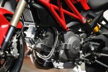 Ducati Monster 1100 EVO - снимки и видео 07