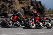 Ducati Monster 1100 EVO - снимки и видео 15