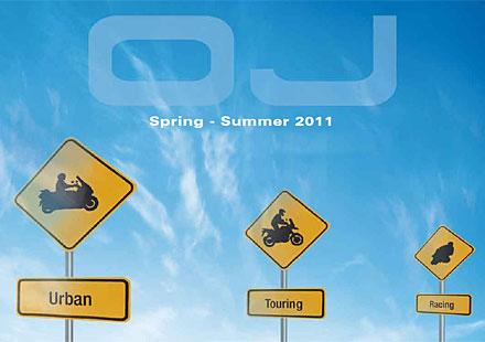 Мото марката OJ показа лятната си колекция за 2011