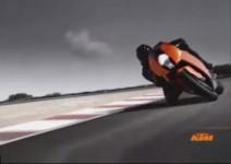 KTM RC8 - състезателен дух