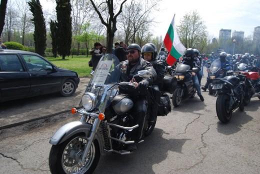 Снимки от откриването на мото сезона в Бургас 01