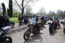 Снимки от откриването на мото сезона в Бургас 17