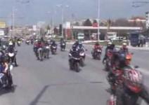 Откриване мото сезон 2010, Варна