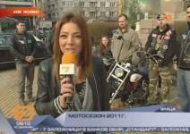 Мото сезон 2011 - откриването в ефира на TV7