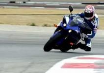 Yamaha R1 2009 с Колин Едуардс