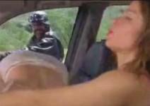 Интимна среща - когато моторджиите се заглеждат по жени