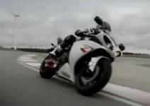 Промо видео на Yamaha ZF-R1