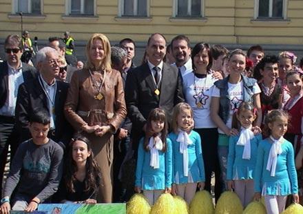 София стартира Десетилетието за активни действия по пътна безопасност