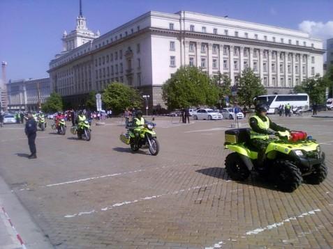 София стартира Десетилетието за активни действия по пътна безопасност 03