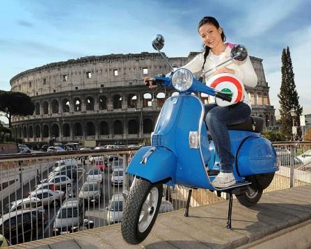 Световни дни на скутерите Vespa 2011 02