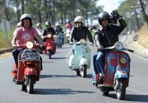 Световни дни на скутерите Vespa 2011 04