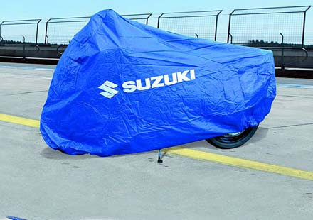 Официалните аксесоари за Suzuki GSX-R