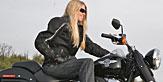 Историята на жените и мотоциклетите