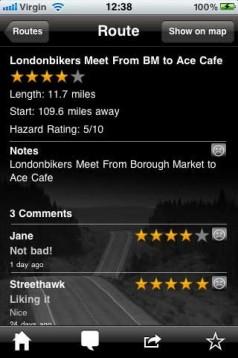 Излезе ново мото приложение за смартфони за планиране на маршрут 01