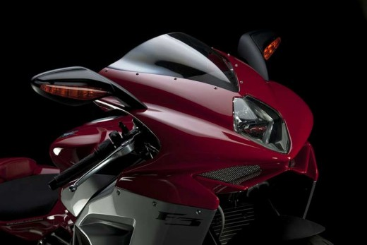 Развитието на MV Agusta F3 01