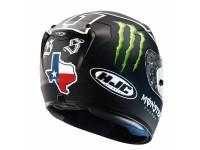 Реплика на шлема на Бен Спайс 03