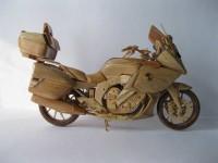 Дървеното мъниче BMW K1600GTL 02