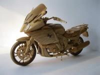Дървеното мъниче BMW K1600GTL 03
