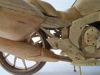 Дървеното мъниче BMW K1600GTL 12
