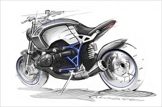 Душата на Спийд Круизъра BMW HP2 Sport 05