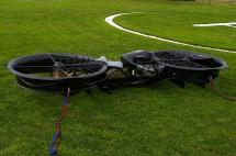 Кръстоска между мотоциклет и хеликоптер 04