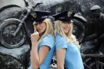 Падок момичетата на MotoGP Бареслона 2011 28