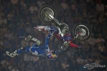 Нейт Адамс начело на Red Bull X-Fighters в Рим 03