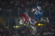 Нейт Адамс начело на Red Bull X-Fighters в Рим 04
