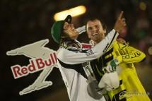 Нейт Адамс начело на Red Bull X-Fighters в Рим 09