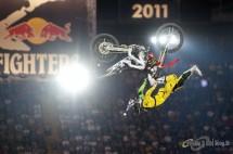 Нейт Адамс начело на Red Bull X-Fighters в Рим 10