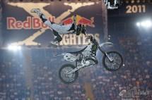 Нейт Адамс начело на Red Bull X-Fighters в Рим 13
