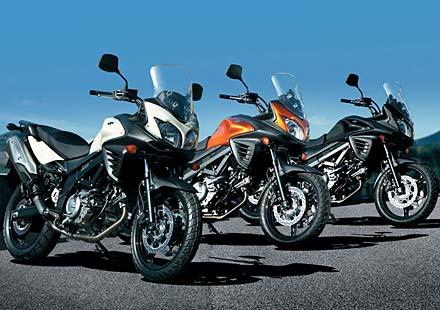 Suzuki обяви цената на мотора 2012 V-Strom 650 ABS
