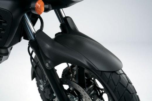 Снимки на мистериозния мотоциклет Suzuki V-Strom 2012 12
