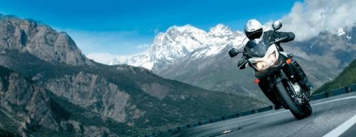 Снимки на мистериозния мотоциклет Suzuki V-Strom 2012 13