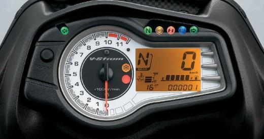 Снимки на мистериозния мотоциклет Suzuki V-Strom 2012 14