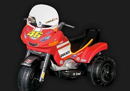 Мотоциклетче Ducati за деца