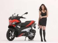 Макси скутерът Aprilia SR Max 12