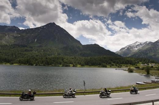 Снимки и видео от BMW Motorrad days 2011 08