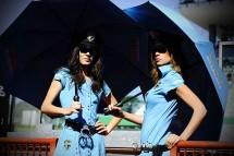 Секси мадамите на падока на писта Муджело 31