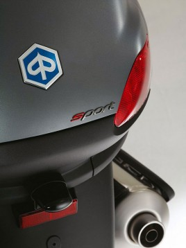 500 кубиков Piaggio MP3 Touring 23