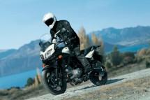 Suzuki обяви цената на мотора 2012 V-Strom 650 ABS 05