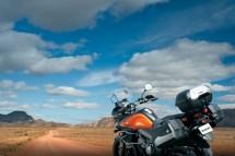 Suzuki обяви цената на мотора 2012 V-Strom 650 ABS 06