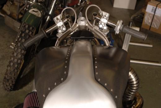 "Турбо къстъм мотоциклет ""Slugger"" 08"