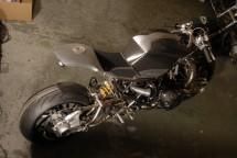 "Турбо къстъм мотоциклет ""Slugger"" 10"