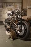 "Турбо къстъм мотоциклет ""Slugger"" 13"